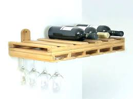 wall mounted wine glass rack wine glass rack and shelf shelving mesmerizing wall mounted wine glass