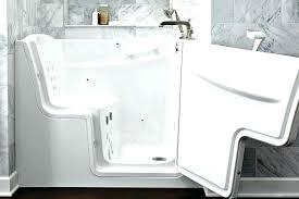 portable bathtub for shower stall the best of portable bathtubs for elderly safety tubs seniors walk