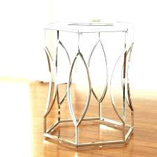 modern glass end tables metal and glass end tables wood and glass end tables chrome iron