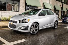 2015 Chevrolet Sonic - Information and photos - ZombieDrive
