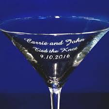 Personalized cocktail glasses Martini Engraved Classic Martini Glasses Personalized Wedding Engraved Classic Martini Glasses Personalized Wedding Gifts