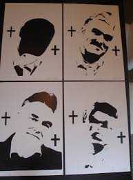 Stencil Spraypaint Clever Image Spray Paint Stencils Art Decor Paint Inspiration To