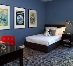 Image Modern Blue Room Black Furniture Via Cool Little Boys Cityhaüs Design Pinterest Blue Room Black Furniture Via Cool Little Boys Cityhaüs Design