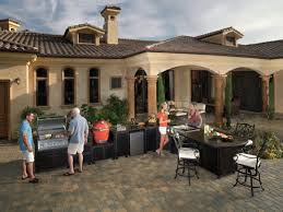 Modular Outdoor Kitchens Lowes Atlanta Outdoor Cooking Every Space Every Budget Atlanta Home