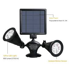 Outdoor Solar Motion Sensor Lights Beautiful Path Awesome Best Led