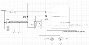 toyota hilux spotlight wiring diagram toyota image newhilux net u2022 view topic spotlight wiring on toyota hilux spotlight wiring diagram