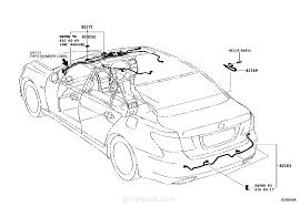 Wiring cl lexus part list|jp carparts