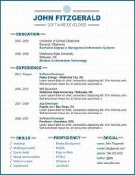 Unique Resume Formats Classy Unique Professional Resume Formats gentileforda