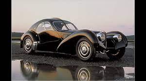 Another exact replica of a bugatti classic: Das Teuerste Auto Der Welt Ist Ein Bugatti 57sc Atlantic