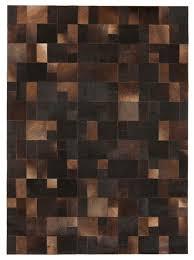 impressive leather area rugs brilliant leather rug contemporary area rugs linie design