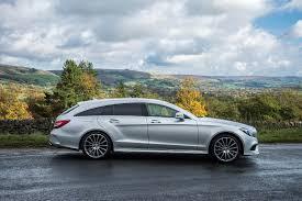 TWO, THREE, BRAKE' - Mercedes-Benz CLS-Class Shooting Brake ...
