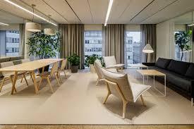 modern office interior. The Design Of This Modern Office Follows Style Scandinavian Minimalism. #ModernOffice # Interior