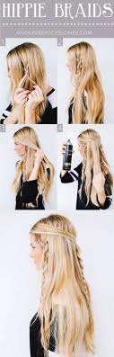 Hairstyle Yourself 43 bohemian hairstyle tutorials to set yourself free fashiondioxide 2519 by stevesalt.us