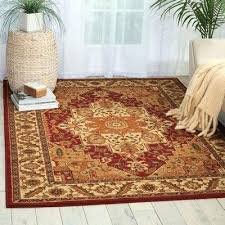 red and brown rug red brown area rug red black brown rug