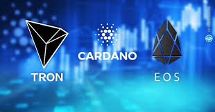 Tron Crypto Chart Eos Tron Trx Cardano Ada Tops The Crypto Prediction