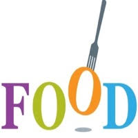 the word food written in food.  Word IC ImagineCalgary Every Single Mention Of The Word  On The Word Food Written In O