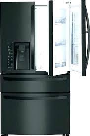 counter depth refrigerator costco lg cu ft french door66
