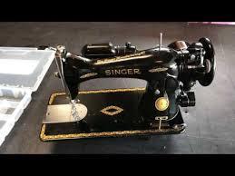 1591 Singer Sewing Machine
