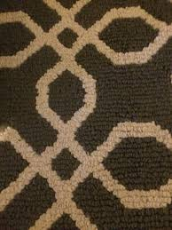 threshold area rug gray trellis rn 17730 4 ft x 5 ft 6 in 100 olefin no stains household in pensacola fl offerup