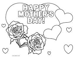 Welcome to all kids network! Happy Mothers Day Coloring Pages Free Printable For Kids Birijus Colouring Tures Sheets Print Cards Pictures To Oguchionyewu
