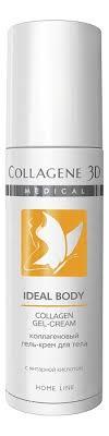 Коллагеновый <b>крем</b>-гель для тела с янтарной кислотой <b>Ideal</b> ...