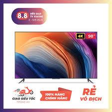Smart Tivi Xiaomi Redmi MAX 98 inch Mẫu 2020 – Redmi TV MAX 98″, Giá tháng  4/2021