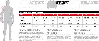 Leather Jacket Size Chart Icon Motorcycle Jacket Size Chart Www Bedowntowndaytona Com