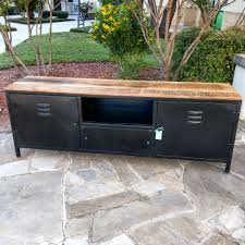 industrial tv console. Wonderful Console Industrial TV Stand Throughout Tv Console T