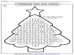 Charming 4th Grade Christmas Worksheets Printables Pictures ...