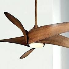 ceiling fan distressed led light and with remote koa aire