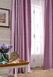 Purple Curtains For Bedroom Lavender Curtains