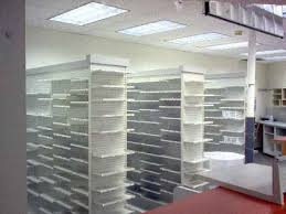 uniweb all metal pharmacy fixtures with full flexibility all items above and below counters can be moved by anyone at any time without the need for tools