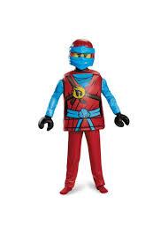 Ninjago Lego Nya Boys Costume - Boys Costumes
