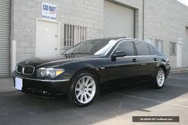 2004 Bmw 745li, Looks Great Luxury Edition 745i 7501 750li 760li