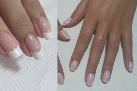 french vs american manicure