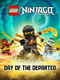 Prime Video: LEGO Ninjago: Day of the Departed
