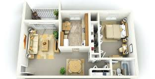 1 Bedroom Apartment Layouts One Bedroom Apartments In 1 Student Intended  For Apartment Designs 0 1 . 1 Bedroom Apartment ...
