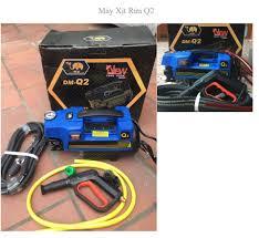 Máy rửa xe áp lực tự hút nước Q2