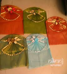 Saree Tray Decoration 60 best SAREE PACKING images on Pinterest Packing Saree and Sari 59