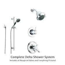 delta 2 handle shower faucets marvelous 2 handle shower faucet brass twin handle 8 center tub