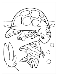 Coloring is a very useful hobby for kids. Turtles To Color For Kids Turtles Kids Coloring Pages