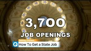 How To Get A Job Out Of State How To Land One Of Thousands Of California State Jobs That Are