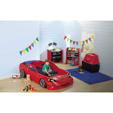 Lightning Mcqueen Bedroom Furniture Cars Bed Toddler Bed Disney Cars Wooden Kids Furniture Children