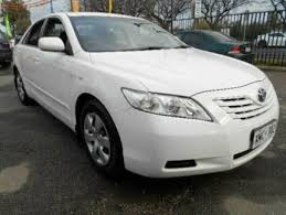 toyota camry 2007 white. 2007 toyota camry acv40r 07 upgrade altise white 5 speed automatic sedan