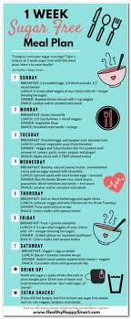 Balanced Diet Chart For Weight Loss Pin On Life