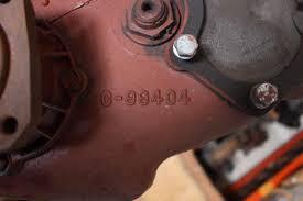 All Chevy chevy 205 transfer case : NP 205 Transfer Case Chevy GMC K10 K15 K25 1969-1981 Casting 99404 ...