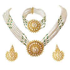 pearl femininity pearl set