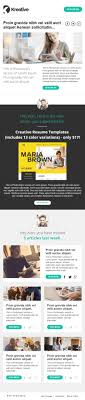 Free Newsletter Layouts 900 Free Responsive Email Templates Editable Without