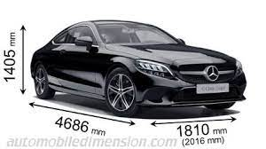 The height is indicated without the external antenna and with or without roof bars according to the most usual configuration. Dimensions Of Mercedes Benz Cars Showing Length Width And Height
