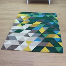 teal and lime green rugs techieblogie info